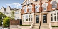 В Лондоне продают дом группы Pink Floyd