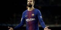 В Испании расследуют инцидент с жестом футболиста Пике