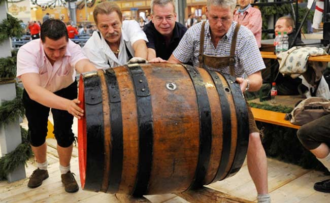 Италия: фестиваль пива 2017 в Неаполе