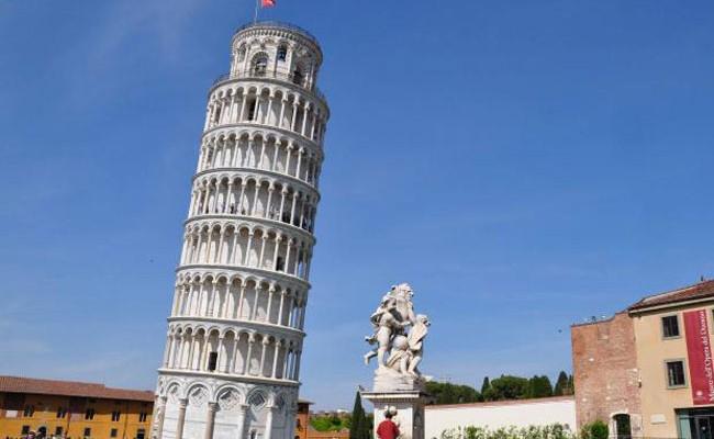 Италия: ученые выяснили причину устойчивости Пизанской башни