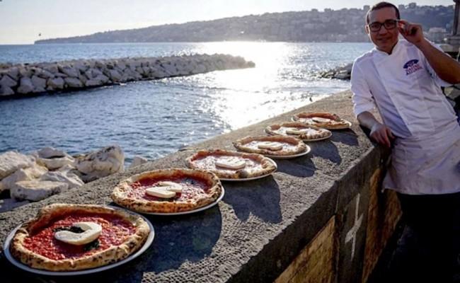 Италия: пицца Неаполя - кандидат наследия ЮНЕСКО