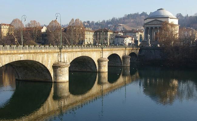 В Италии спасатели взяли под особый контроль реку По