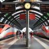 Италия: из-за пожара отменили поезда Неаполь - Милан и Рим - Флоренция