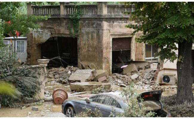 Число жертв непогоды в Италии достигло семи человек