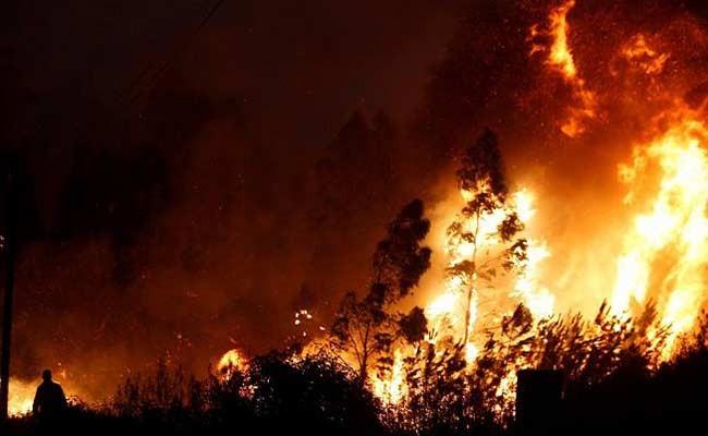 Италия: пожарный признался, что разжигал огонь ради адреналина