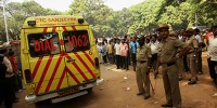 Индийский полицейский случайно повесился в образовательных целях