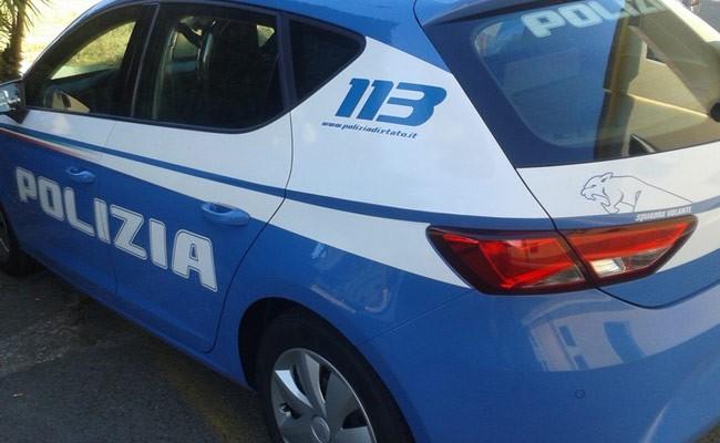 Бегавшего от полиции 18 лет итальянца задержали