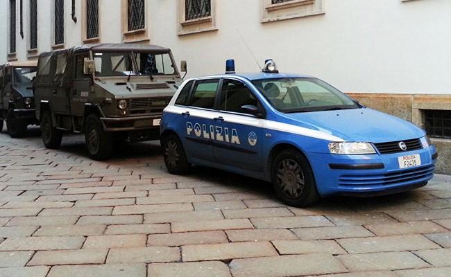 В Италии избили и ограбили туриста из Грузии