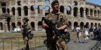 Почти половина итальянцев испытывают страх на улицах