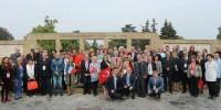 Координаторы «Бессмертного полка» от Португалии - на конференции в Белграде