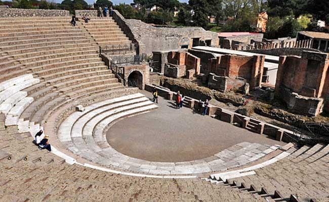 Италия: в Помпеях найдены останки ребёнка