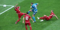 Португалия обыграла Италию на юношеском чемпионате Европы