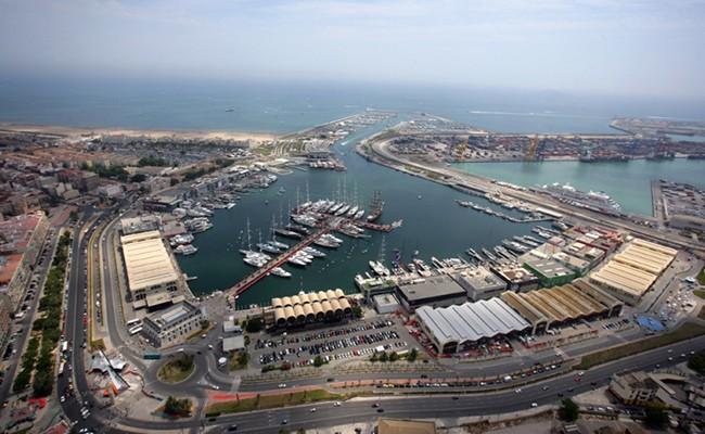 Испанские порты парализованы
