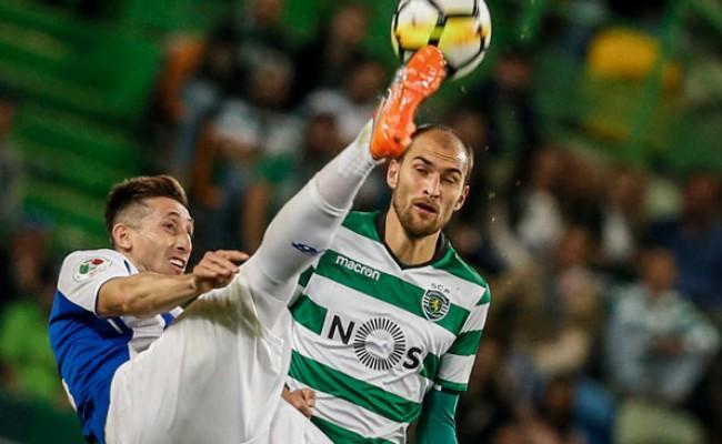 Португалия: «Спортинг» и «Порту» сыграли вничью