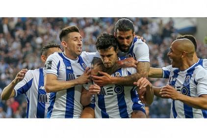 «Порту» вновь возглавил чемпионат Португалии