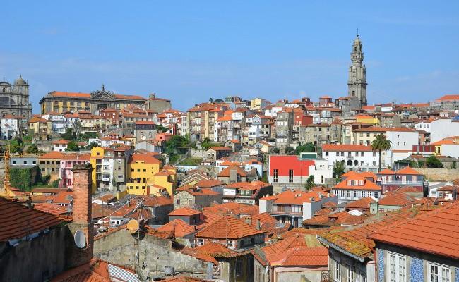 Португалия: районам Порту нужно больше зелени