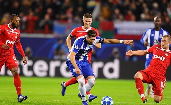 «Локомотив» потерпел поражение в Португалии
