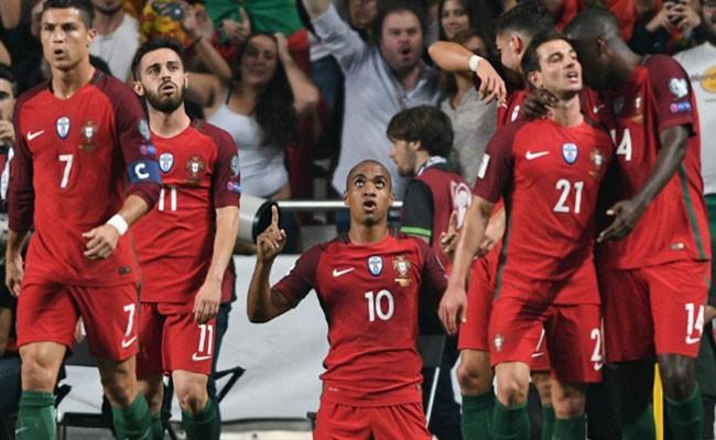 Португалия обыграла Швейцарию и вышла на ЧМ-2018
