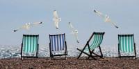 Украина откроет пляжный сезон в масках