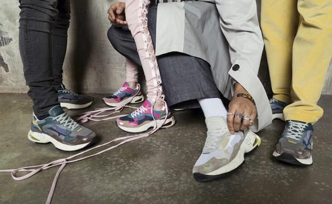 Италия: Premiata представила кроссовки Sharky с акульим глазом