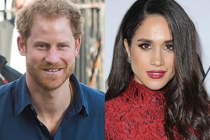 Принц Гарри встретился в Канаде со своей девушкой