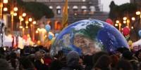 Италия: в Риме задержаны не менее сотни протестующих