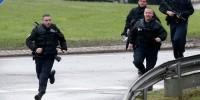 Неизвестный захватил заложников на почте в Париже
