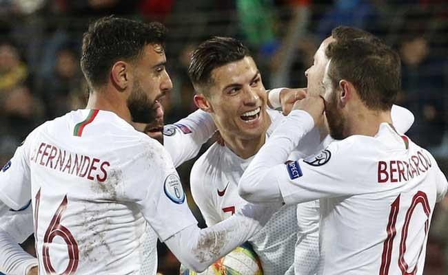 Сборная Португалии победила Люксембург и пробилась на Евро-2020