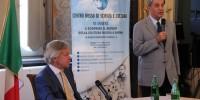 Италия: Алексей Пушков выступил в РЦНК в Риме