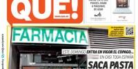 В Испании вышел последний номер газеты «Qué!»