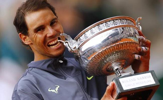 Испания: Рафаэль Надаль - двенадцатикратный чемпион