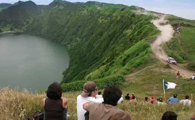 Португалия: Ралли на Азорских островах