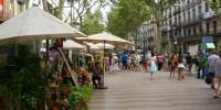 Испания: с бульвара Рамбла исчезнут киоски