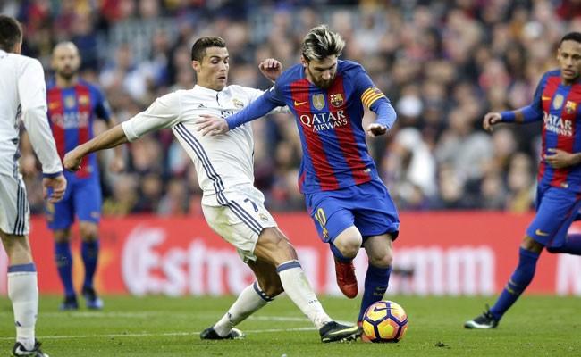«Реал» и «Барселона» сыграли вничью в чемпионате Испании