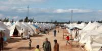 В Испании создан первый лагерь для беженцев