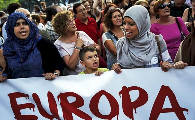 Беженцы - новая реальность Португалии