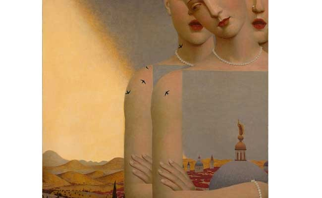 Италия: Андрей Ремнёв. Выставка живописи в РЦНК