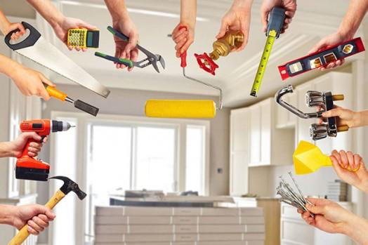 Выполняем ряд строительно-монтажных работ