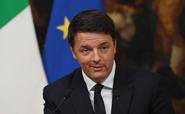 Маттео Ренци предложил отложить досрочные выборы в Италии