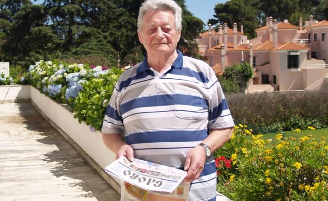 Россиянин Карл Рендель и его роман о Португалии