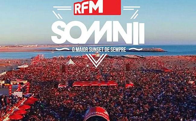 Португалия: RFM SOMNII