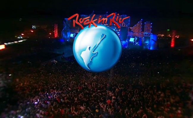 Португалия: Rock in Rio