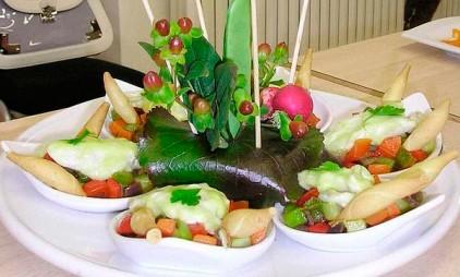 В Риохе пройдут Гастрономические дни, посвященные овощам
