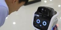 Украденный китайский робот помог задержать своего похитителя