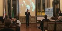 Италия: презентация книги Адриано Роккуччи