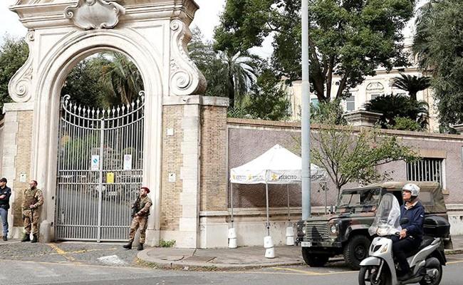 Италия: в Риме снова нашли человеческие кости