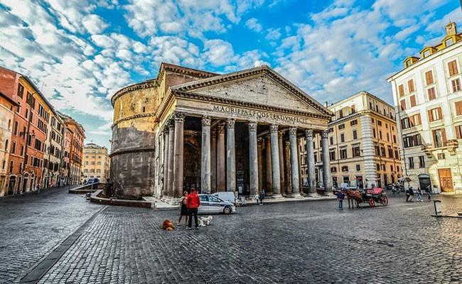 Италия: рынок жилой недвижимости Рима находится на подъеме