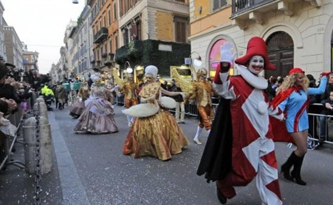 Италия: в Риме пройдет Карнавал