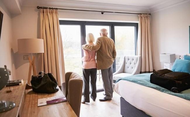 Италия: в курортном городе открыли отель только для престарелых