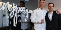 Португалия: Роналду открыл клинику по пересадке волос